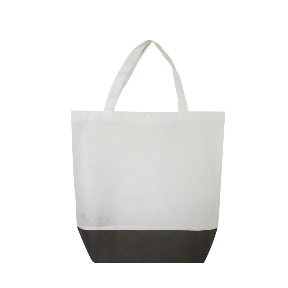 【Customized】Non Woven Shopping Bag - White C0016