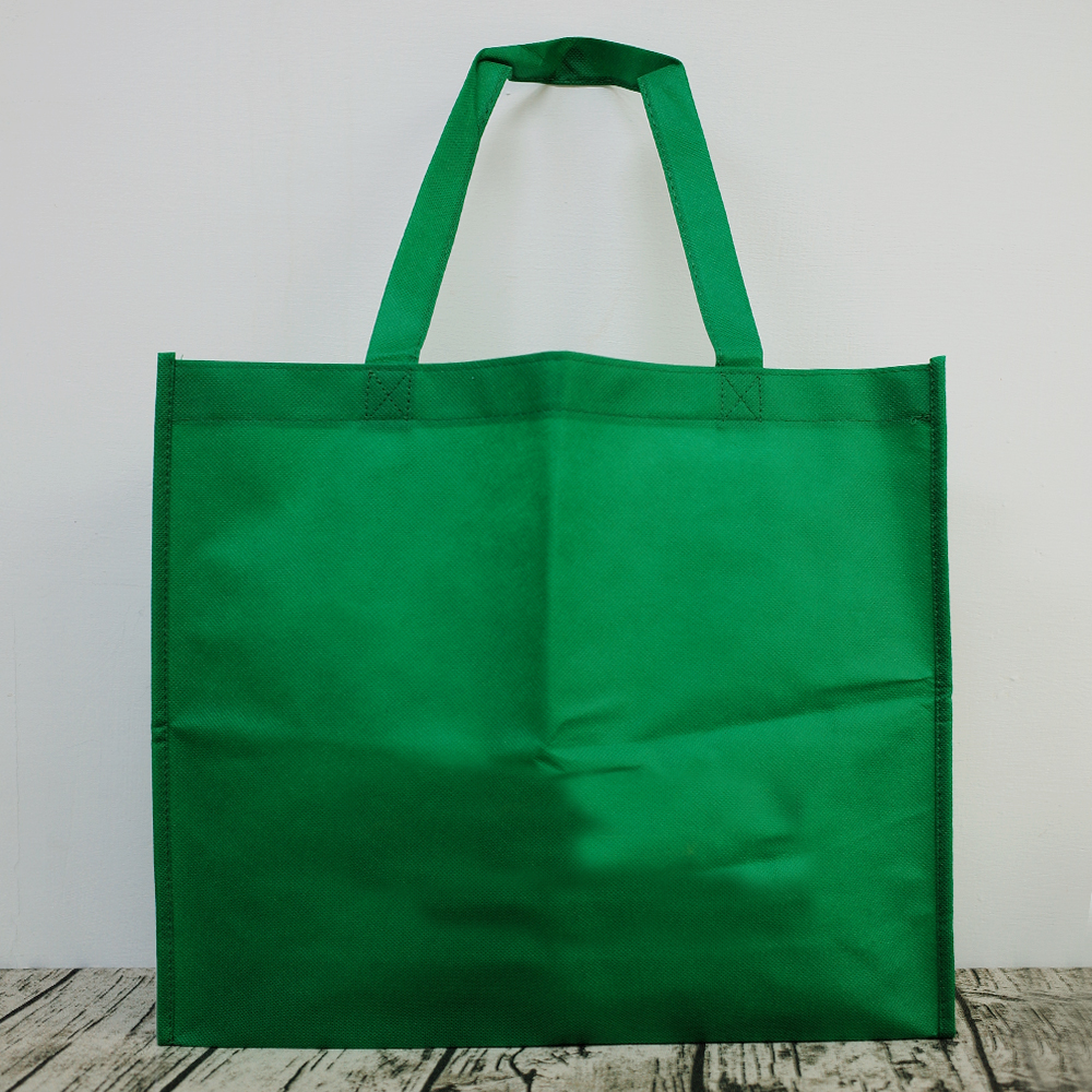 【Customized】Non-woven shopping bag - Green C0018