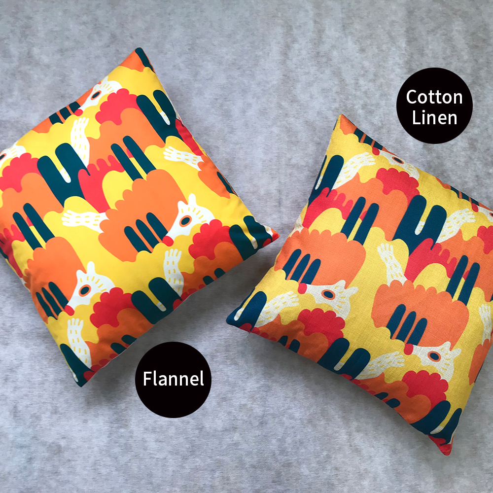 【Custom Printing】Pillow