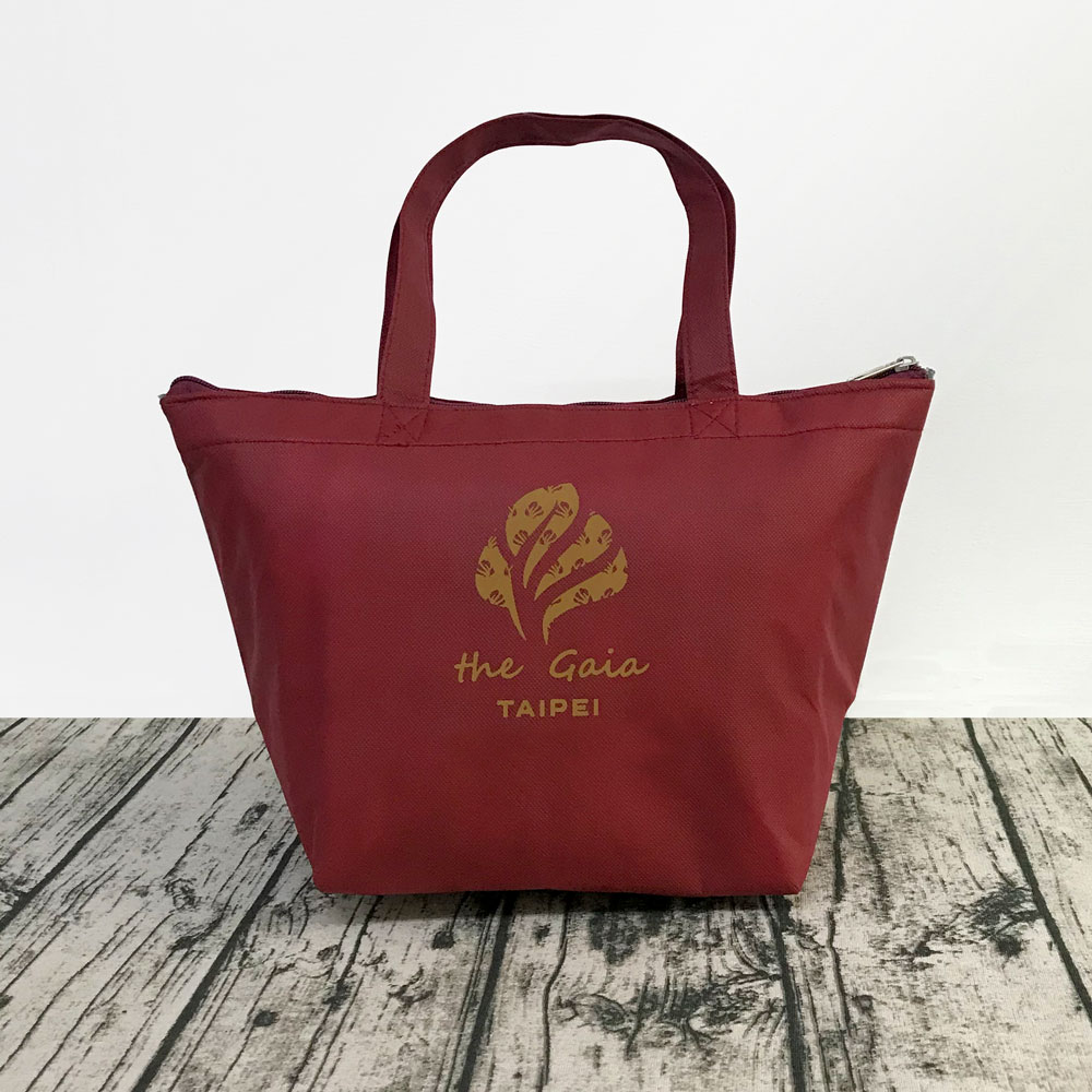 【Customized】 Non-woven Cooler Tote Bag D0011