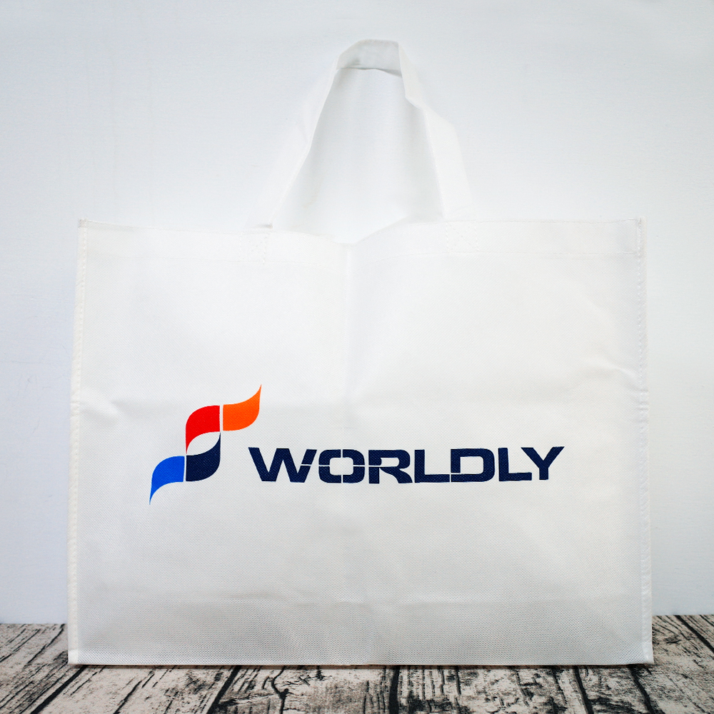 【Customized】Non-woven Reusable Shopping Bag C0007
