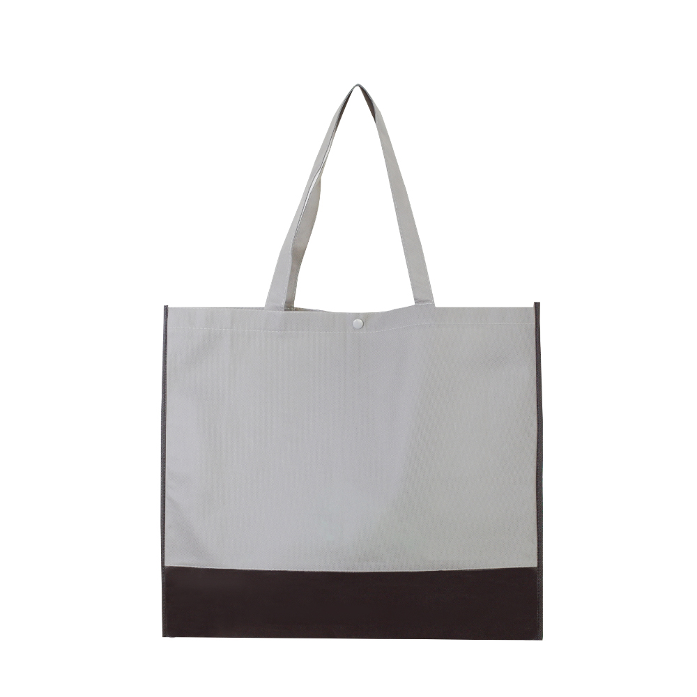 【Customized】Non Woven Shopping Bag - Grey C0014